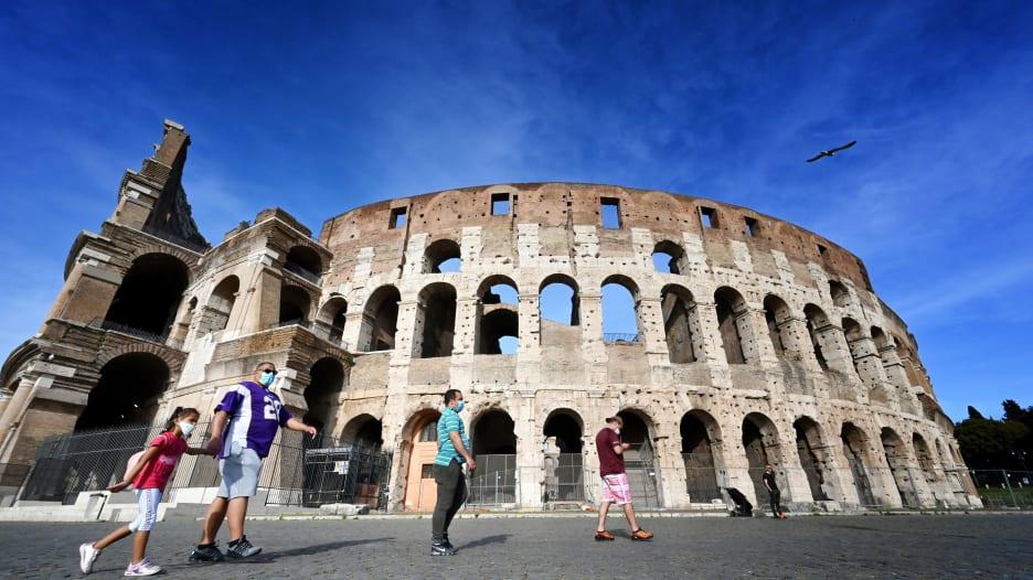 إعادة فتح الكولوسيوم الشهير في روما لأول مرة منذ 3 أشهر.. سيكون مختلفًا عما يتذكره الناس