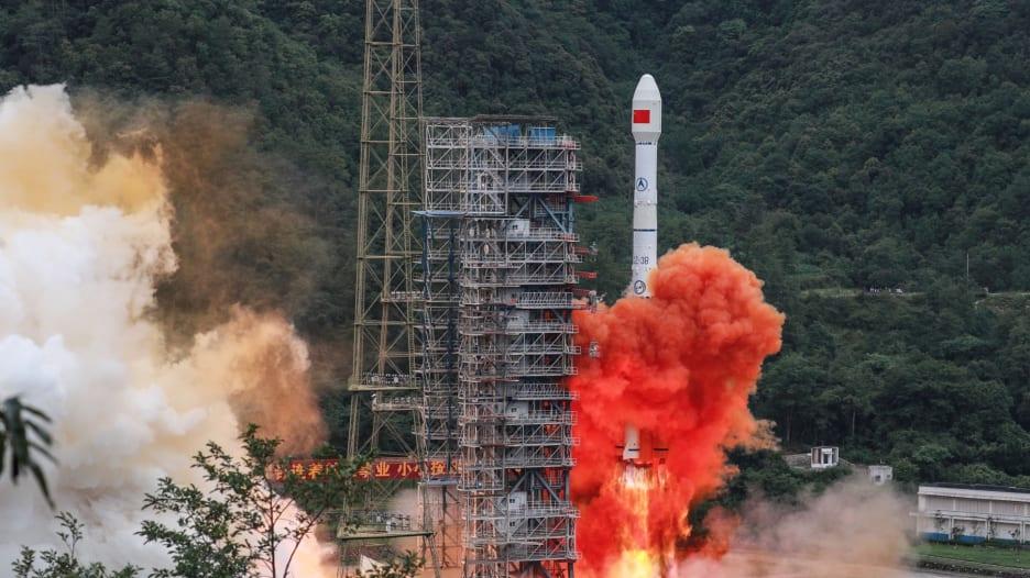 """الصين تطلق آخر الأقمار الصناعية لاستكمال نظام ملاحتها """"بايدو"""""""