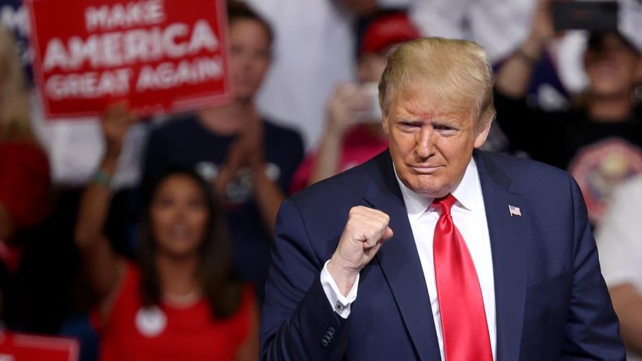 ماذا يحدث إذا خسر ترامب انتخابات الرئاسة الأمريكية 2020 ورفض مغادرة السلطة؟