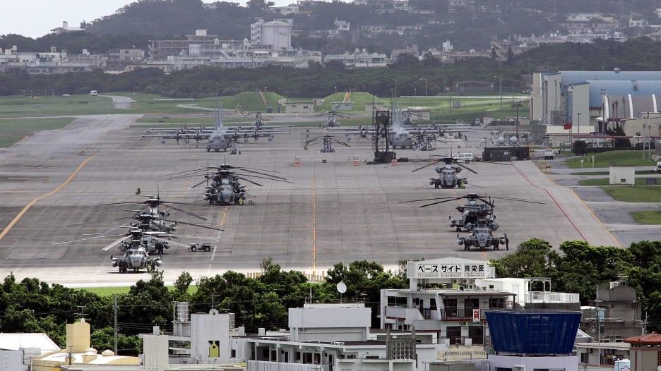 أزمة في اليابان بعد إصابة العشرات من أفراد البحرية الأمريكية بكورونا في أوكيناوا