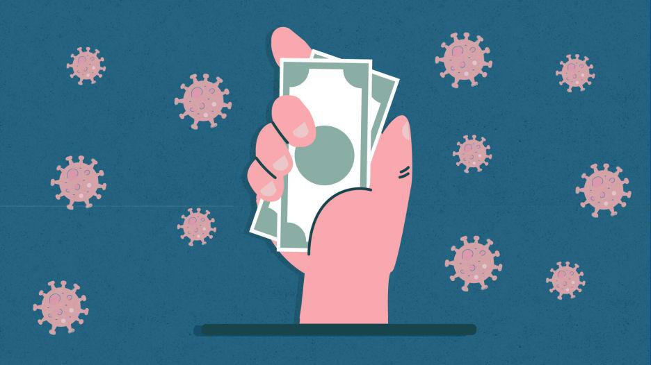 هل يمكن الإصابة بفيروس كورونا عن طريق لمس العملات النقدية؟