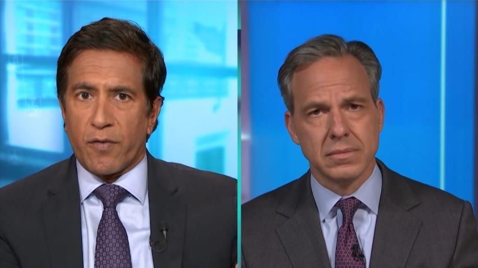 """كبير المحللين الطبيين في CNN: هذه كانت """"الخطيئة الأصلية"""" لأمريكا في مواجهة فيروس كورونا"""