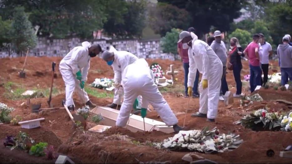 مخاوف من انهيار المستشفيات بسبب تزايد مرضى كورونا بأمريكا اللاتينية