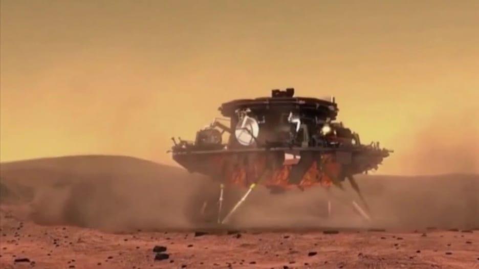 للمرة الأولى.. الصين تستعد لإطلاق مسبار نحو المريخ في نهاية يوليو