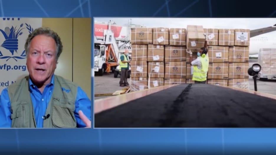 مدير برنامج الأغذية العالمي لـCNN: لبنان لديه من الخبز مايكفي لأسبوعين ونصف فقط