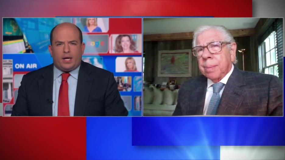"""زميل بوب ودورد عن كتاب """"الغضب"""": سيقلب أكاذيب ترامب رأساً على عقب"""