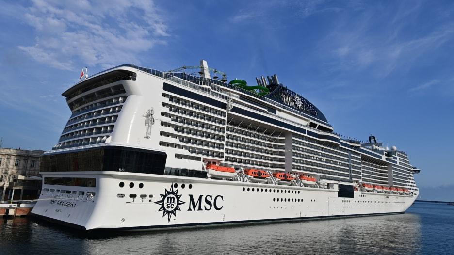 """عودة رحلات السياحة البحرية في """"المتوسط"""" رغم توفها عالميًا بسبب كورونا"""