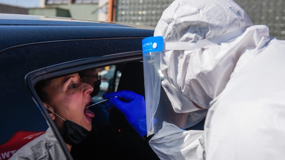 لمن يخشى اختبار مسحة الأنف.. قد تفضل هذا الفحص الجديد للكشف عن كورونا