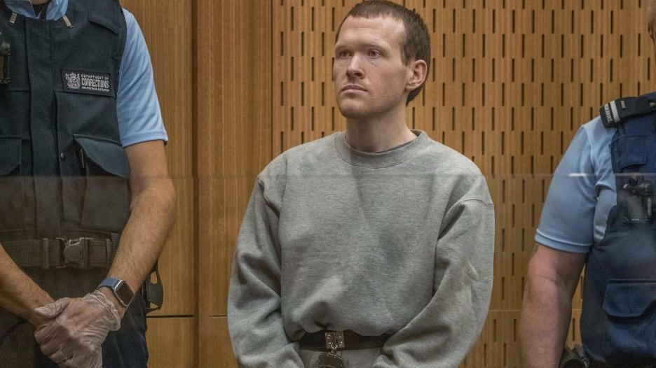 في دقيقتين.. تفاصيل أولى جلسات الحكم على منفذ هجوم مسجدي نيوزيلندا