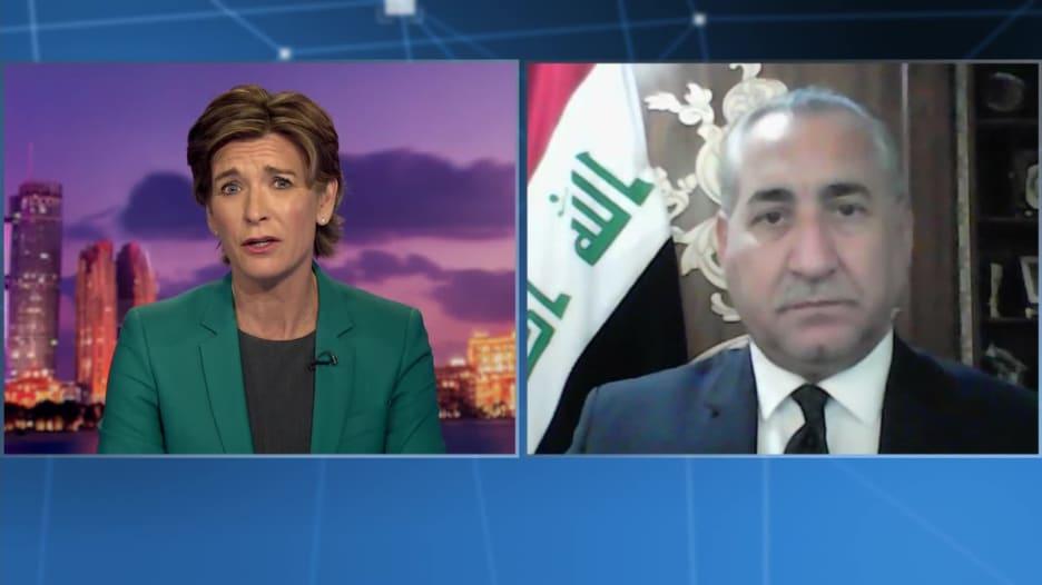 وكيل وزارة الصحة العراقية لـCNN: كورونا تحت السيطرة.. والمرجعية تدعمنا في عاشوراء
