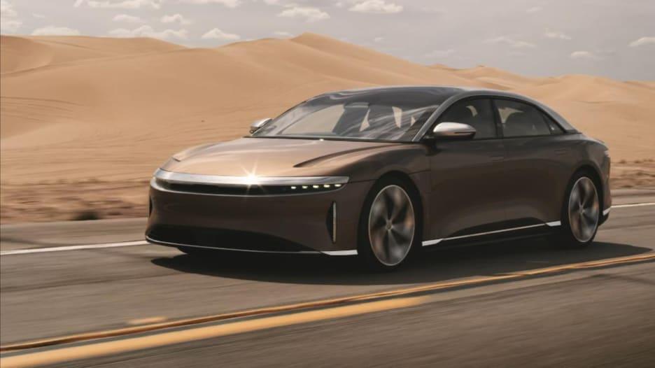 سيارة كهربائية جديدة بقوة 1000 حصان.. هذا سعرها
