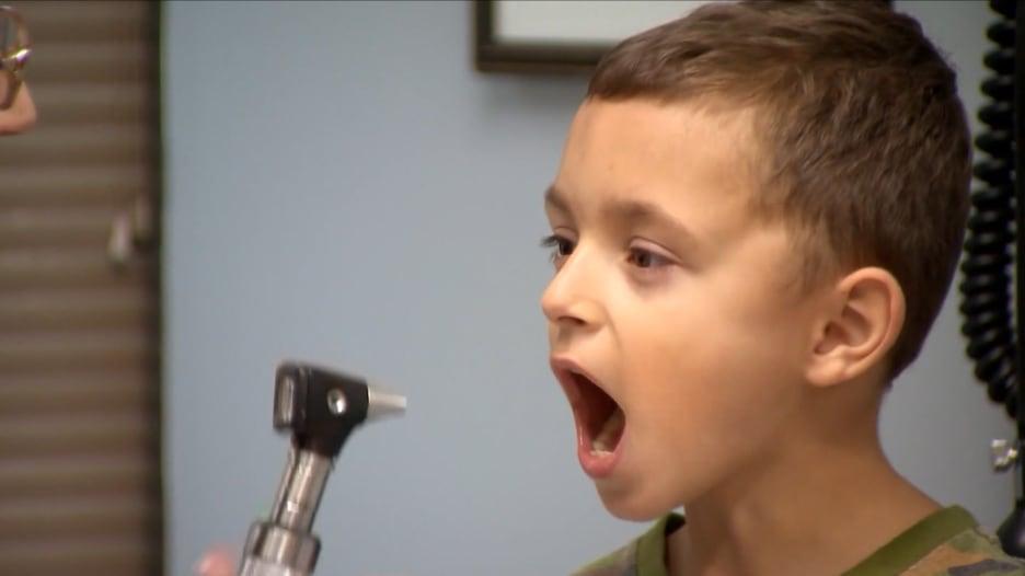 يمكن لفيروس كورونا التأثير على الأطفال بطريقة غير عادية