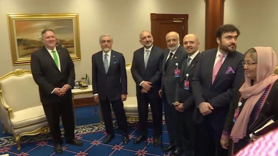 بحضور بومبيو.. انطلاق محادثات السلام الأفغانية بالدوحة وسط آمال في سلام دائم