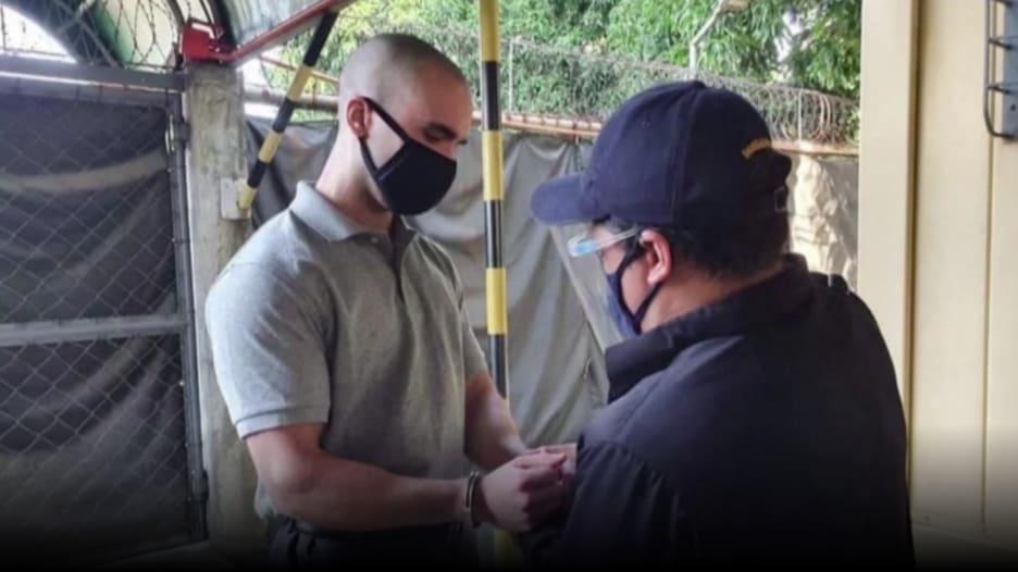 الفلبين تبعد جندياً من مشاة البحرية الأمريكية في جريمة قتل متحولة جنسيا