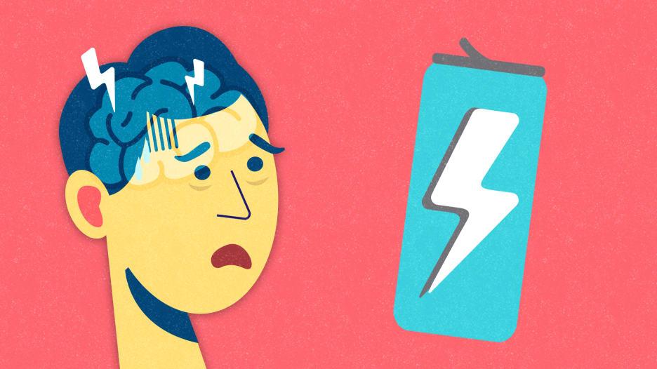 ماهي المخاطر الصحية لاستهلاك مشروبات الطاقة؟