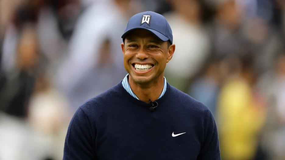 تايغر وودز.. تاريخ من النجاحات العالمية في لعبة الغولف