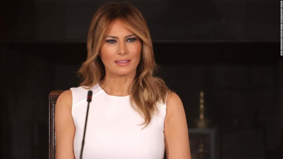 """عبرت عن غضبها بـ""""الشتائم"""".. تسجيل سري لميلانيا ترامب تشكو من عملها في البيت الأبيض"""