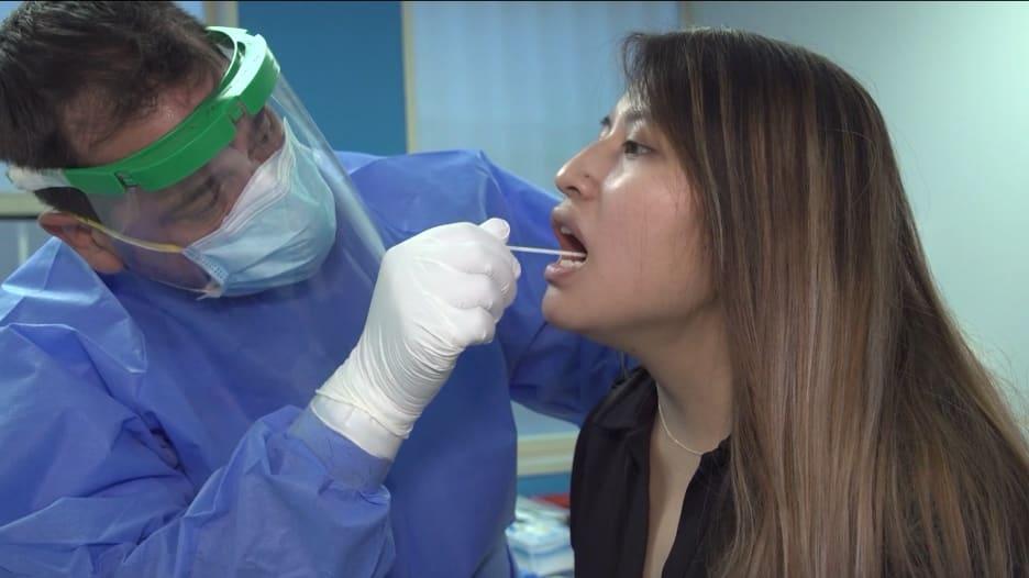 منظمة الصحة العالمية ترجح إصابة 10% من سكان العالم بكورونا