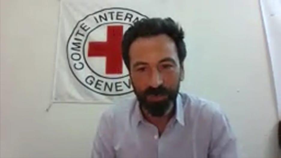 المدير الإقليمي للجنة الصليب الأحمر الدولية: اليمنيون لا يمكنهم التحمل أكثر من ذلك