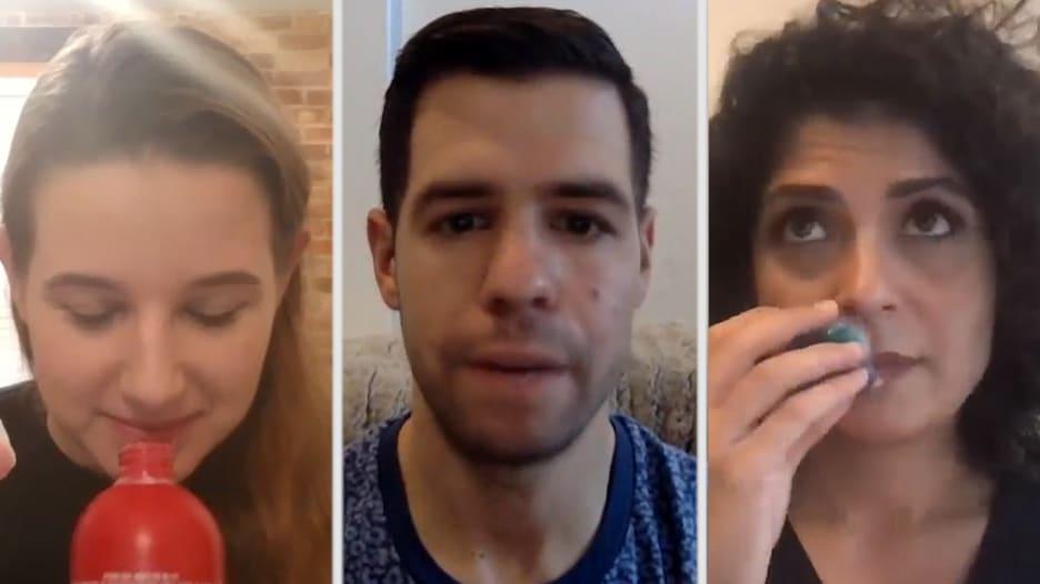 ماذا يعني فقدان حاستي الشم والتذوق بعد الإصابة بفيروس كورونا؟ مرضى يشرحون الحالة