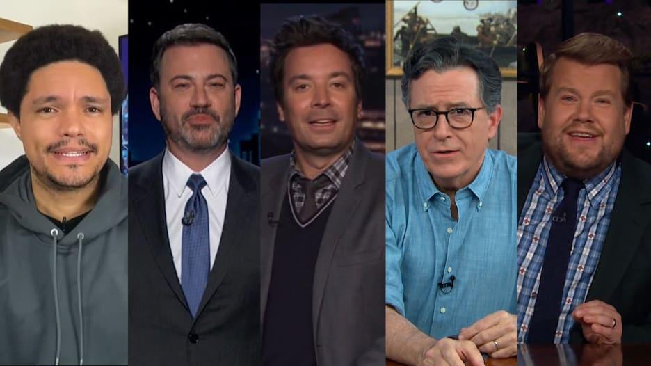 كوميديون يسخرون من نتائج الانتخابات الأمريكية ويطالبون بوقف استطلاعات الرأي