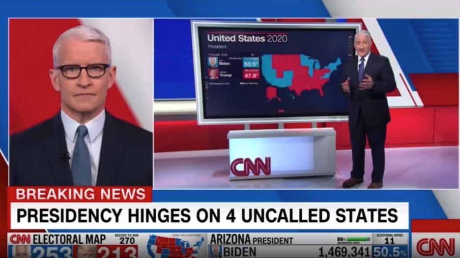 الانتخابات الأمريكية.. لهذا السبب قد يحسم بايدن السباق ويقرع أبواب البيت الأبيض