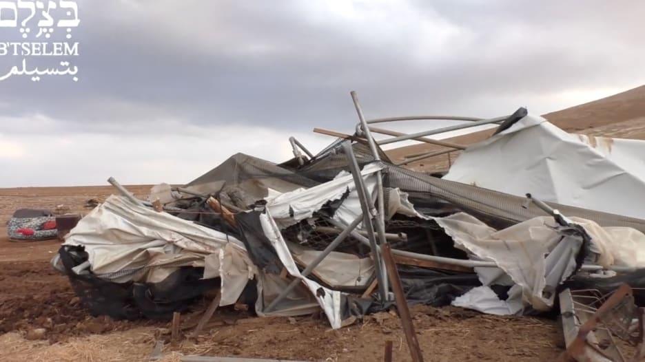 إسرائيل تهدم أكثر من 70 مسكنًا في قرية حمصة البقيعة الفلسطينية