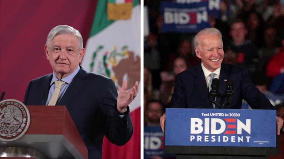 الرئيس المكسيكي لم يهنئ بايدن على فوزه.. والسبب؟