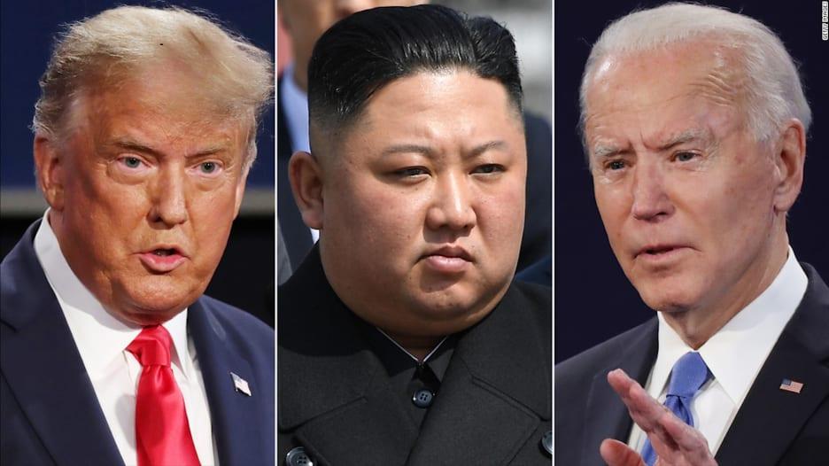 """بعد """"رسائل حب"""" ترامب.. كيف ستتغير سياسة بايدن تجاه كوريا الشمالية؟"""