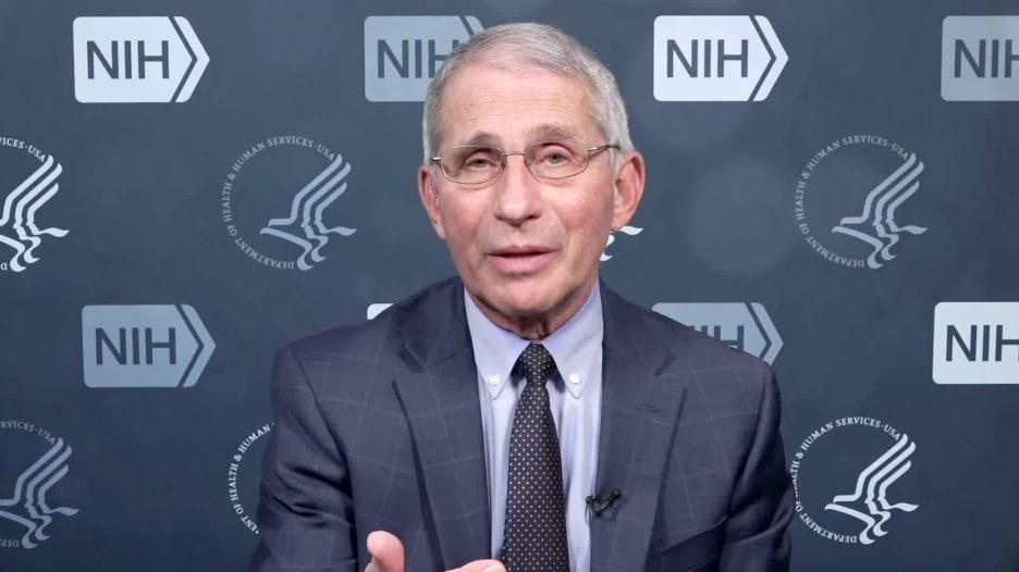 فاوتشي: هذا أهم أمر يجب تحقيقه للحد من تفشي فيروس كورونا