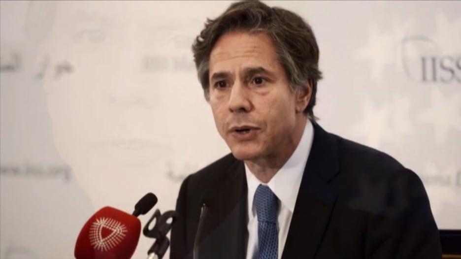 بايدن يعلن عن اختياراته الوزارية.. وأولهم توني بلينكن لمنصب وزير الخارجية