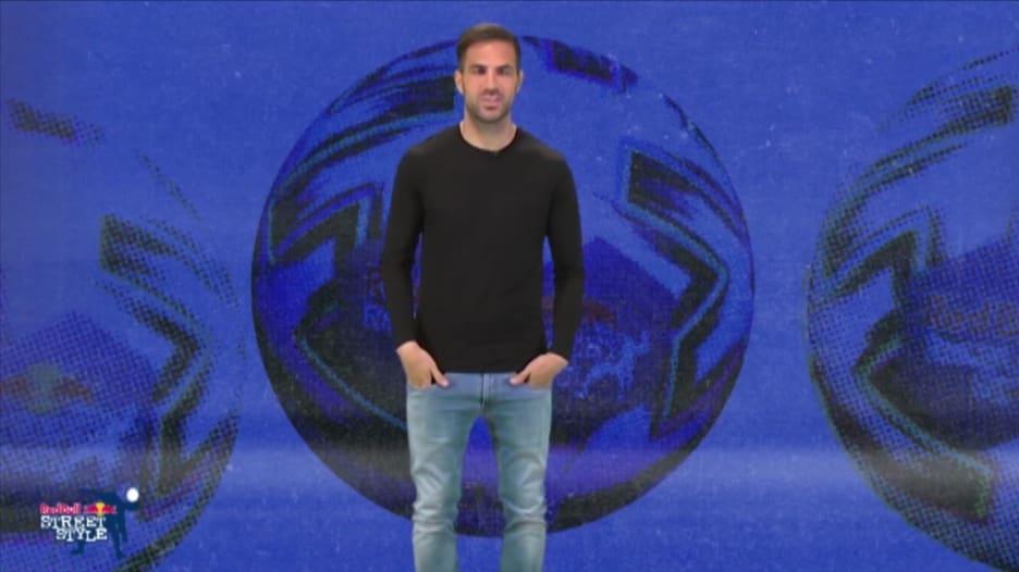 سيسك فابريغاس يحكّم ببطولة كرة القدم الحرة