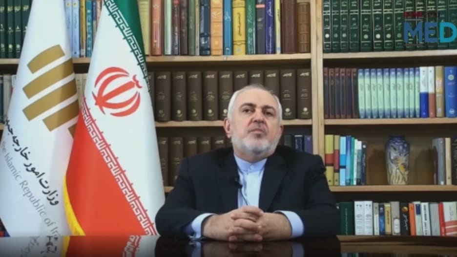 ظريف: أمريكا تعرقل جهود إيران للحصول على لقاحات كورونا
