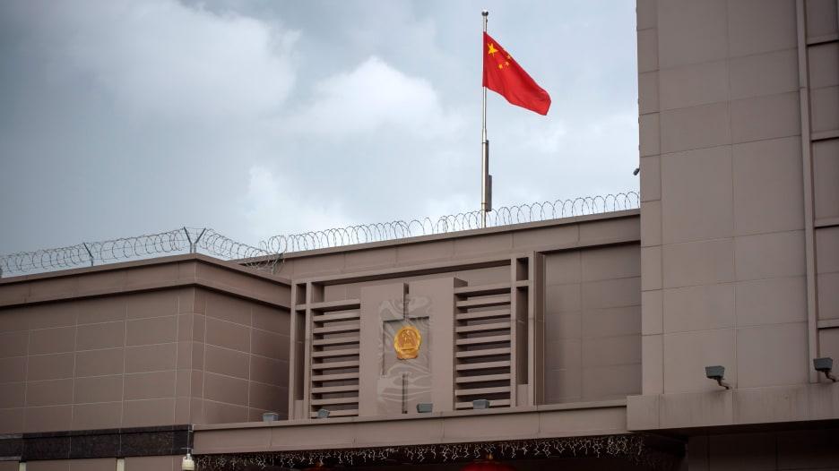 ما حقيقة تجسس عملاء صينيين على أعضاء في الكونغرس الأمريكي؟