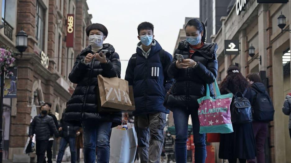دراسة صينية تكشف أن عدد مصابي كورونا في ووهان 10 أضعاف الرقم الرسمي