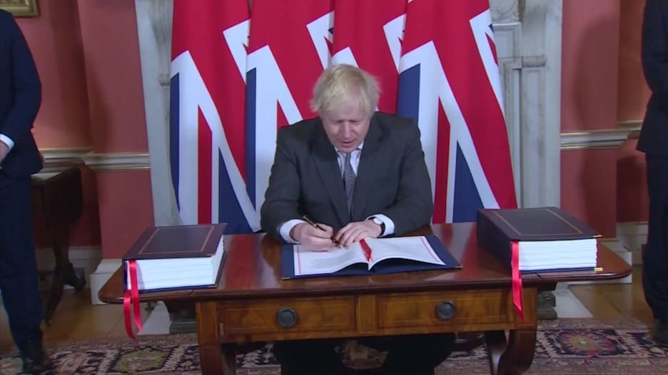 كابوس بريكست انتهى والاتفاق مع الاتحاد الأوروبي تم.. فماذا يعني ذلك؟