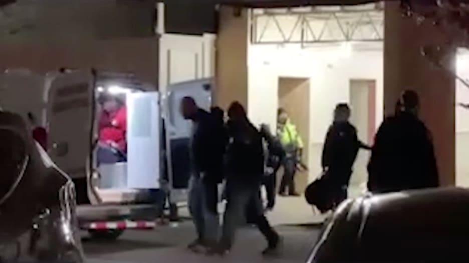 الشرطة تعتقل 20 شخصا من مثيري الشغب في الكونغرس