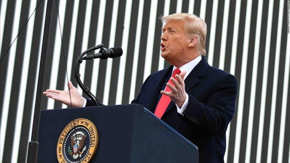 ترامب يهدد بايدن حول التعديل 25: كن حذرا مما تتمناه
