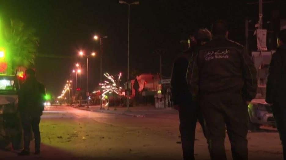 تونس.. اعتقال عشرات المتظاهرين في احتجاجات على تدهور الحالة الاقتصادية