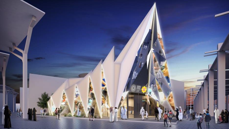 """جناح """"إكسبو لايف"""" في إكسبو دبي 2020"""