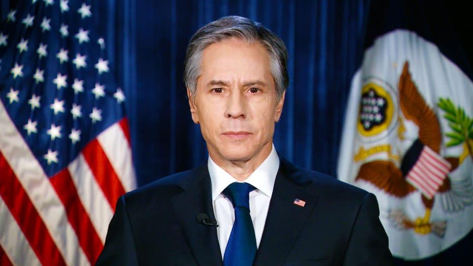 بلينكن يكشف لـCNN تفاصيل سياسة بايدن الخارجية ويسرد الاختلافات مع ترامب