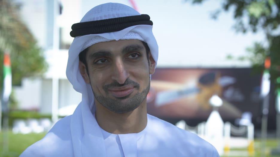 """""""7 سنوات مرت كالثانية"""".. صوت وصول الإمارات للمريخ يكشف لـCNN تفاصيل لحظة المشاعر المختلطة"""
