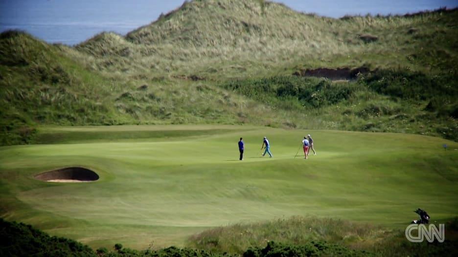 تاريخ الغولف يتمثل فيها.. هل هذه أصعب ملاعب الغولف في العالم؟