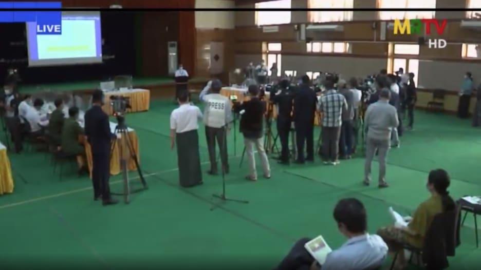 بعد الإنقلاب.. زعيمة ميانمار أمام المحكمة وتواجه المزيد من التهم