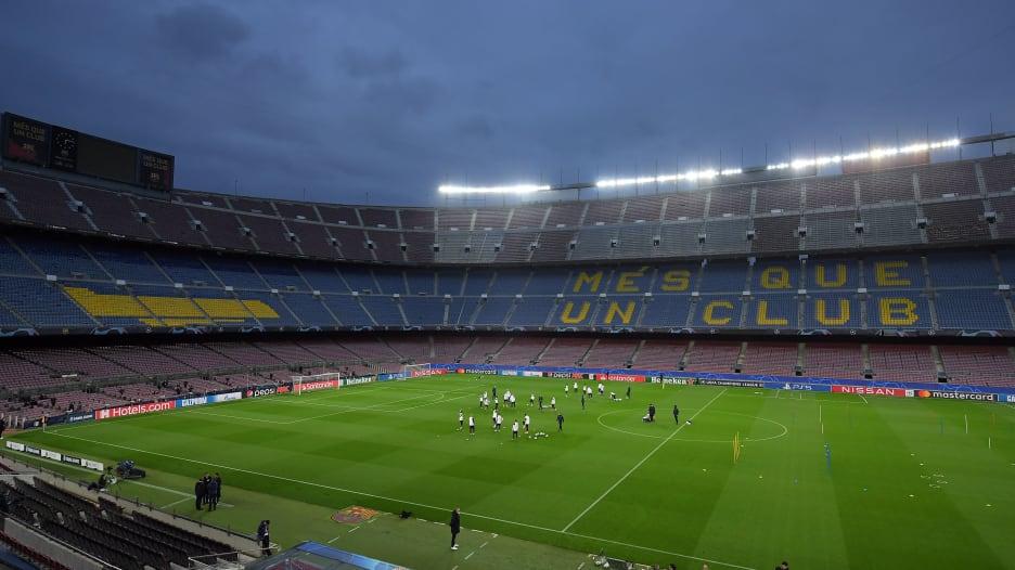 """برشلونة وباريس سان جيرامان.. البحث عن """"الدقائق الجيدة"""" في ليلة الفضيحة"""