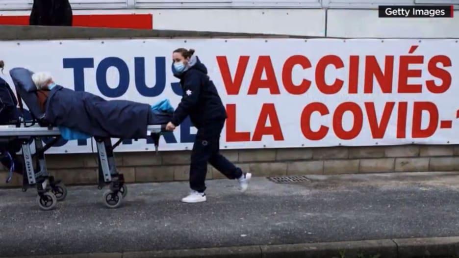 أوروبا تواجه انتشارا سريعا لطفرات كورونا.. وفرنسا تسجل أعلى معدل إصابات