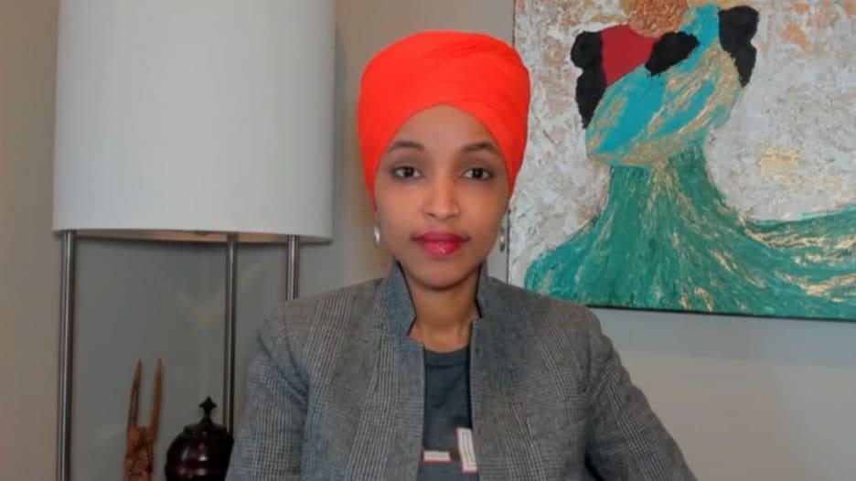 إلهان عمر: لا سبب لعدم فرض عقوبات على محمد بن سلمان إن كانت أمريكا تدعم حقوق الإنسان