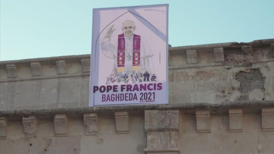 كل ما قد تحتاج معرفته عن زيارة البابا فرنسيس لقراقوش