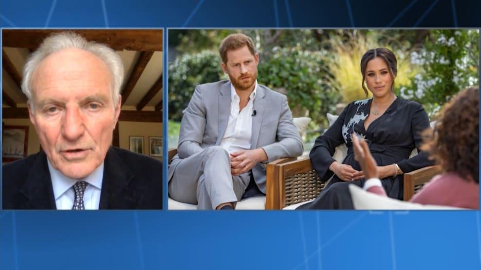 مسؤول سابق بقصر باكنغهام عن مقابلة ميغان: لا يجب التسرع بالرد على الادعاءات