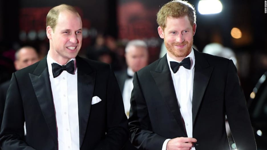 نظرة إلى الوراء في تاريخ علاقة الأمير ويليام وشقيقه هاري